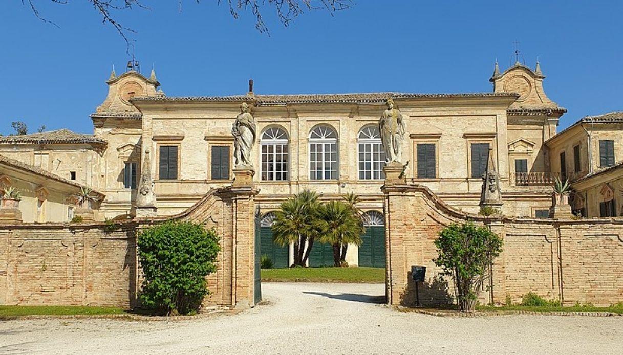 La storica Villa Buonaccorsi è stata venduta all'asta