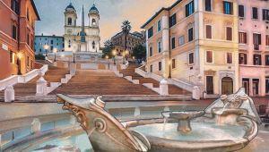 Francobollo Roma
