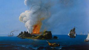 L'Isola Ferdinandea compie 190 anni