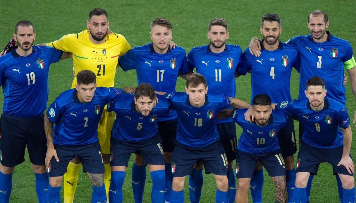Dove sono cresciuti i calciatori dell'Italia a Euro 2020