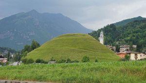 Il Monte Polenta e il suo misterioso castello