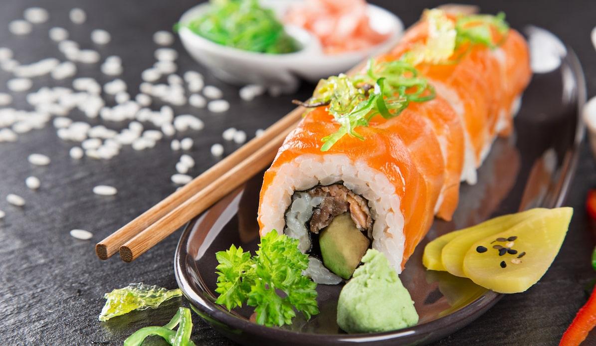 Miglior sushi d'Italia, la guida Gambero Rosso