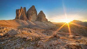 I trekking più belli d'Italia: le Tre Cime di Lavaredo