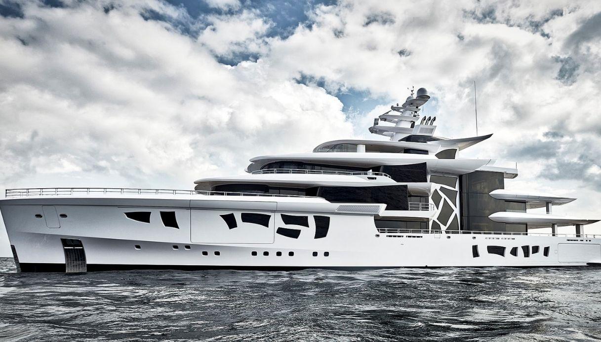Super yacht in Italia: dove è possibile avvistarli