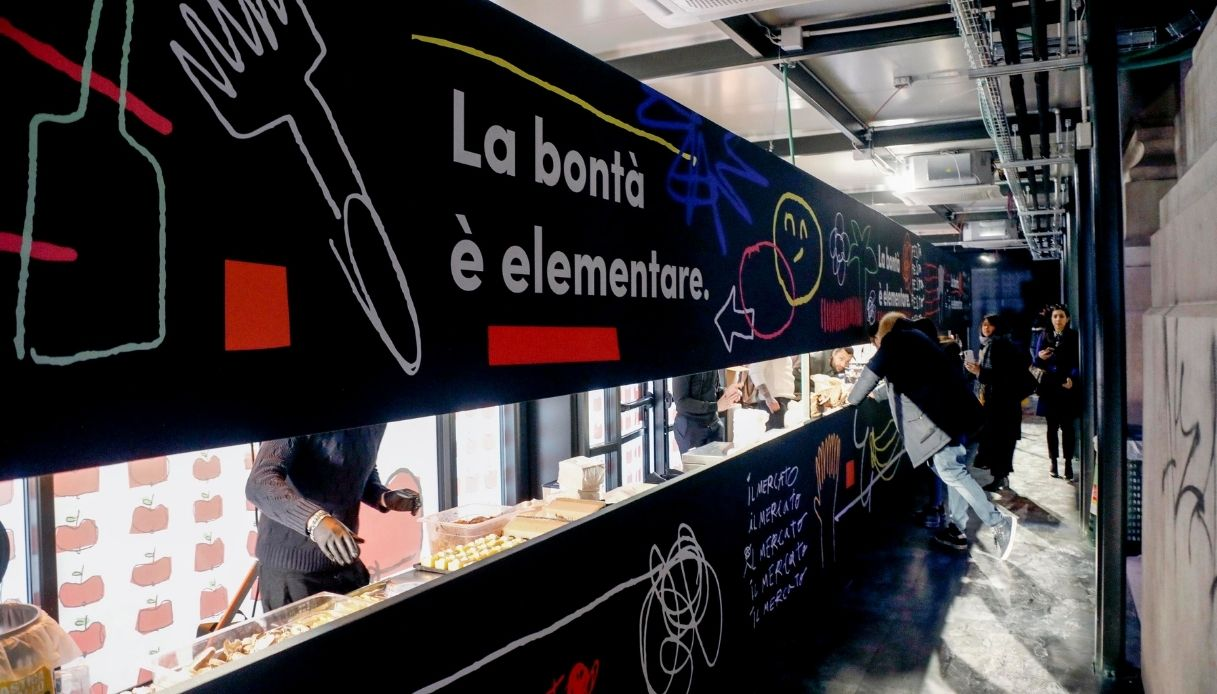 Milano, il Mercato Centrale