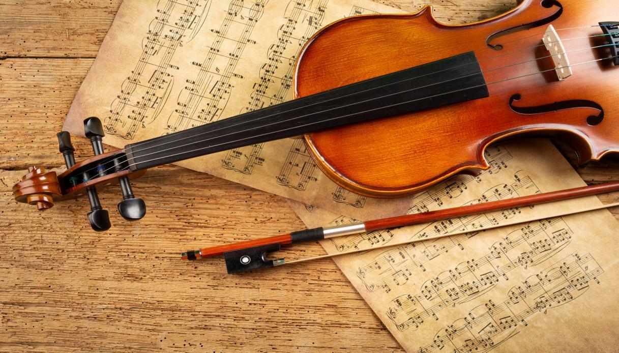 Violini Stradivari Segreto