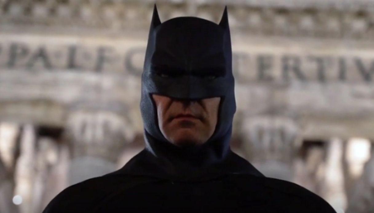 Roma diventa Gotham City: Batman sbarca nella Capitalea