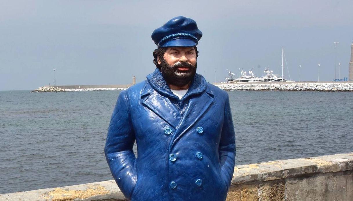 Statua Bud Spencer