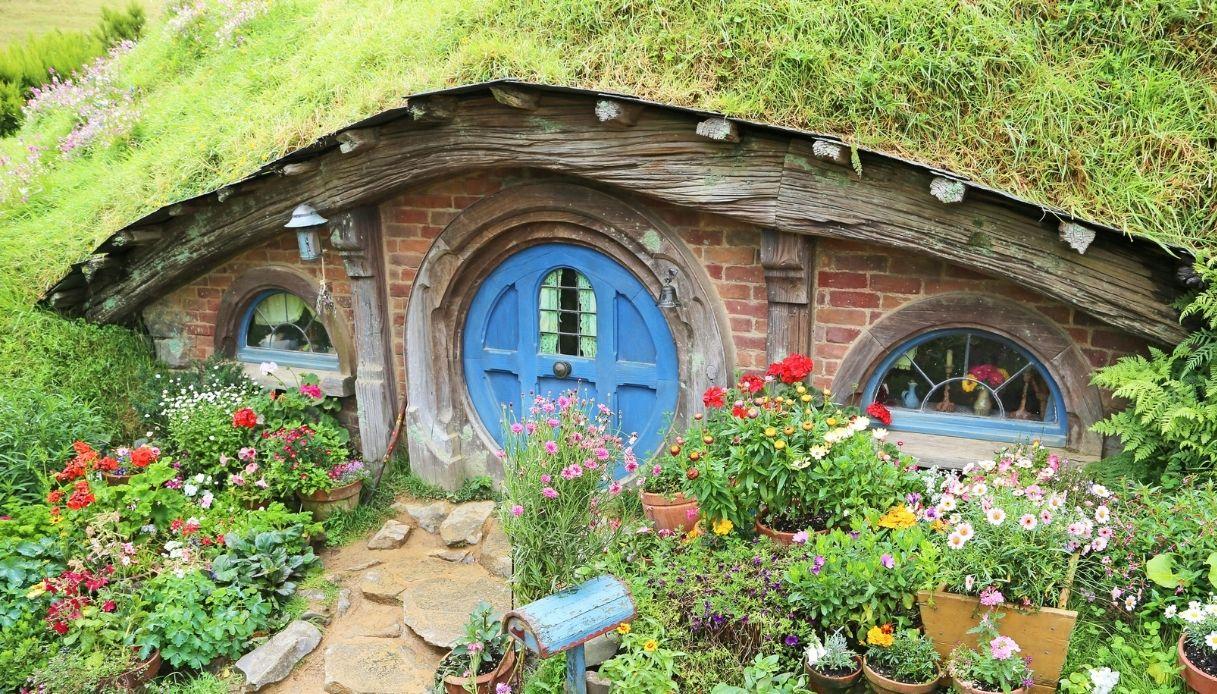 Contea Hobbit, il progetto italiano