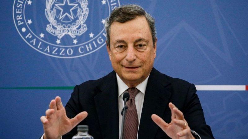 Mario Draghi nella lista del Time