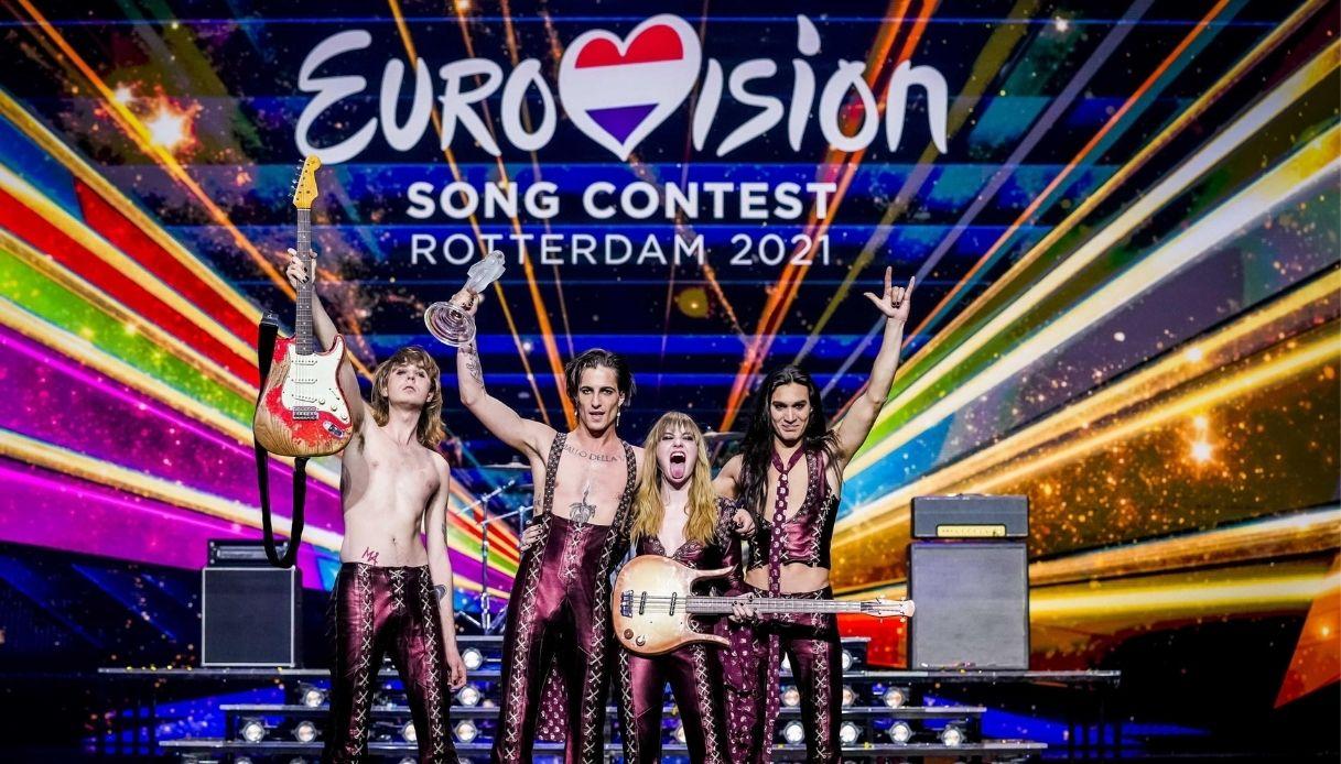 Post pizza Eurovision 2022