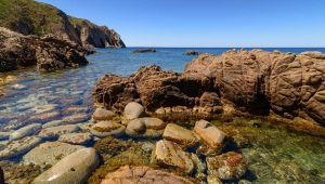 turista ruba sassi in Sardegna