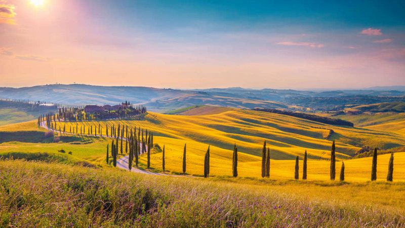 Colline del Chianti, Toscana