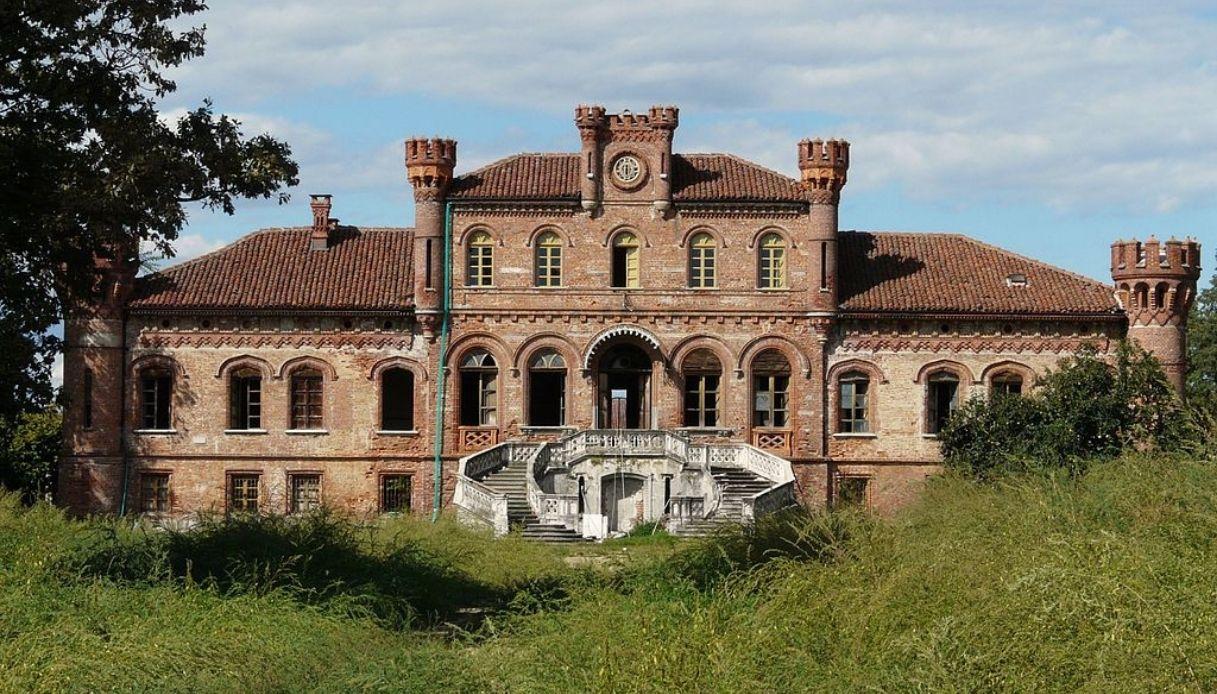 La villa italiana de