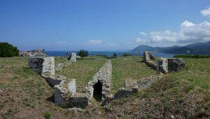 La Villa delle Grotte a Portoferraio