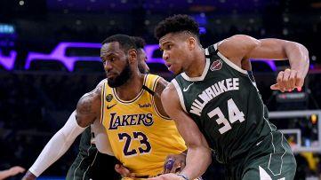 NBA, corsa a due per il titolo di MVP