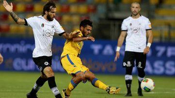 Frosinone-Spezia: la A a un passo