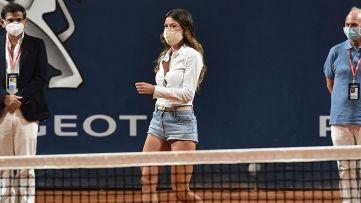 Camila, attenta a Kaja Juvan!