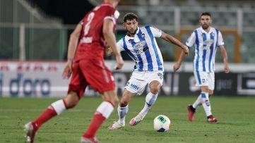Perugia-Pescara, senza gol si retrocede