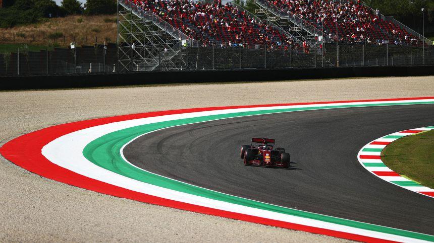 F1 al Mugello tra incognite e atti di fede
