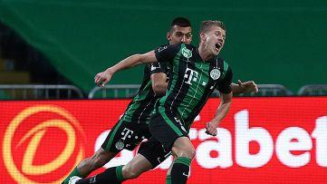 Champions League, il Ferencvaros vuole regolare i conti