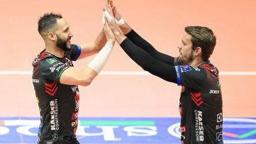 Volley, Supercoppa: Perugia lancia la sfida a Civitanova