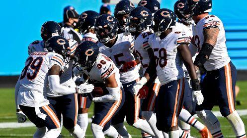 I Bears per la prima volta al SoFi Stadium