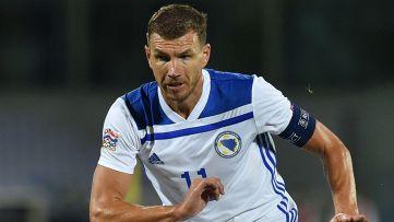 Dzeko prenota gol anche in nazionale