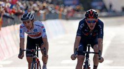 Giro d'Italia: tutto in una crono