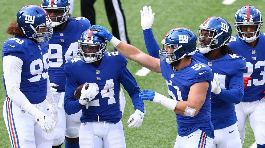 Giants e Eagles non si giocano solo l'onore