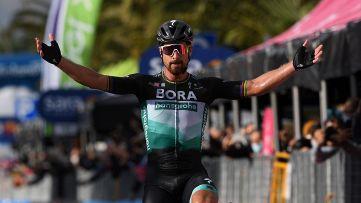 Sagan favorito sulle strade di Pantani