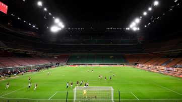 C'è il derby, Milano si ferma