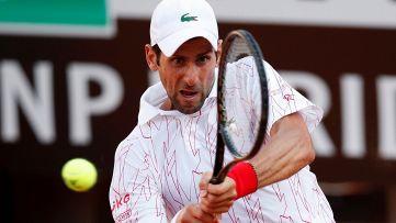 Djokovic, il cammino parte in discesa