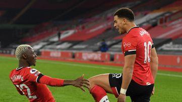 Il Southampton sogna una notte da Champions