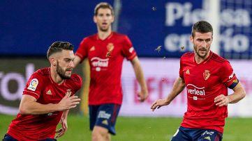 Osasuna e Alaves chiudono il 2020 della Liga
