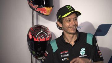 Valentino Rossi vuole fare cifra tonda
