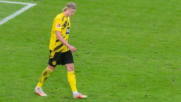 Il Borussia si aggrappa ad Haaland per l'impresa