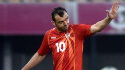 Pandev cerca un altro record con gli ucraini