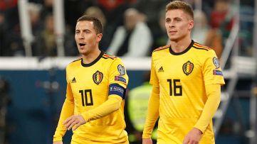 Il Belgio non conosce il segno X