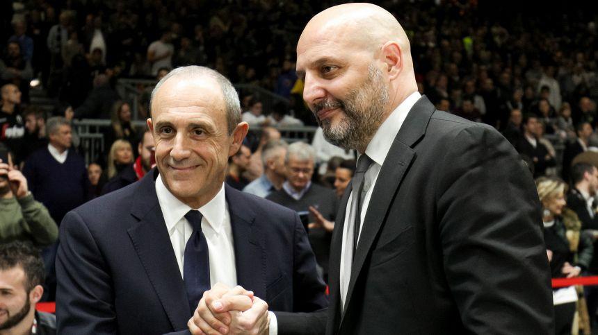Per l'Olimpia Milano la carta della disperazione