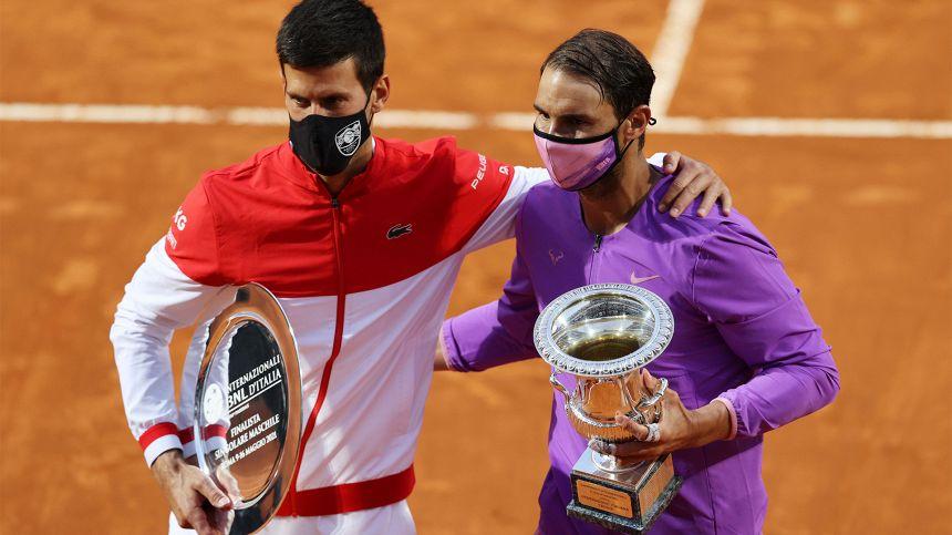 Scontro tra titani al Roland Garros