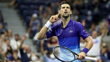 Una domenica storica per il tennis. E per Djokovic