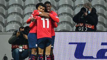 Il Lille a casa del prolifico Lorient