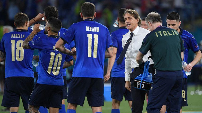 Italia, appuntamento con la storia a Basilea