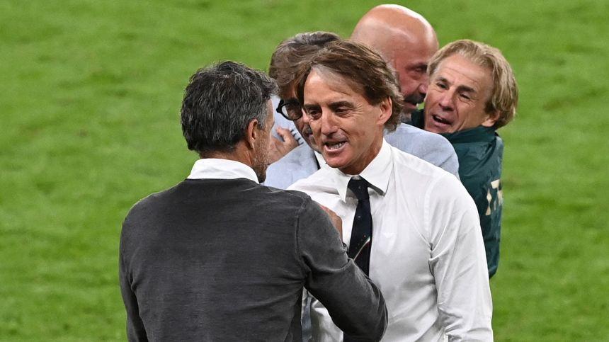 Italia e Spagna si ritrovano in Nations League