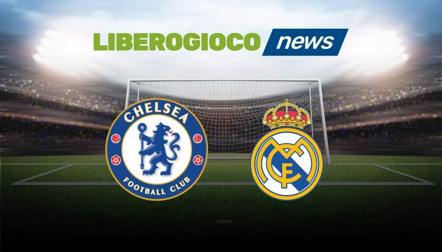 Lab facts su Chelsea Real Madrid