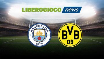 Lab facts su Manchester City Borussia Dortmund