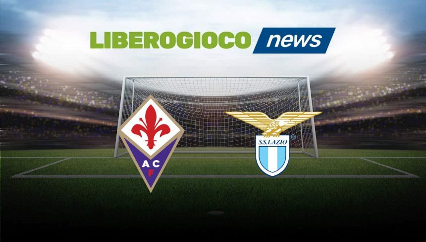 Lab facts su Fiorentina Lazio