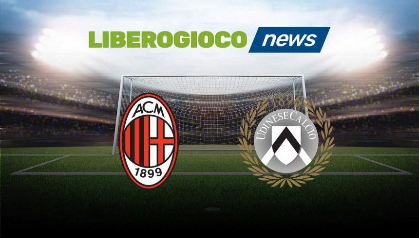 Lab facts su Milan Udinese