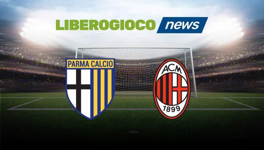 Lab facts su Parma Milan